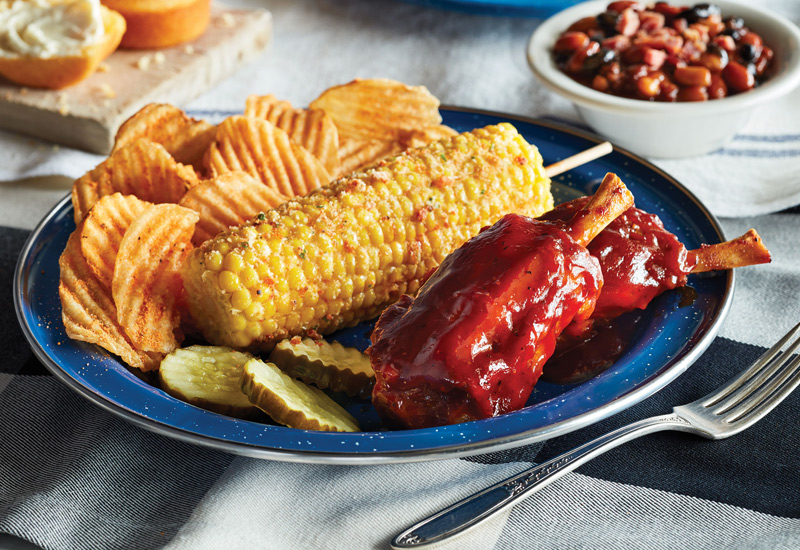 BBQ Inspires Restaurant Menu Creations - Culinary Trends