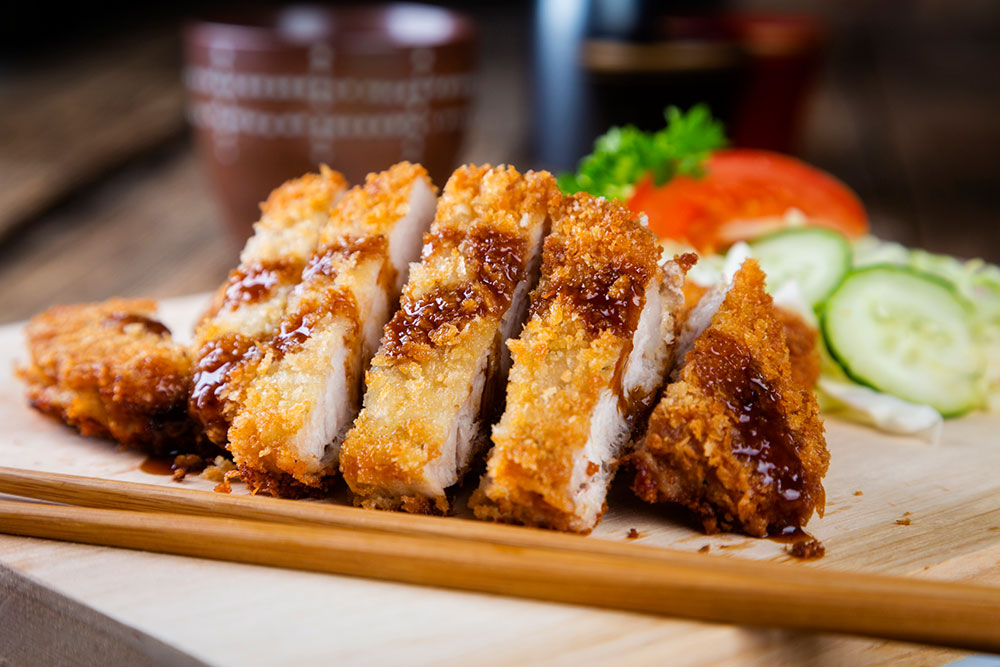 Katsu & Global Flavors: The Latest Fried Food Culinary Trend