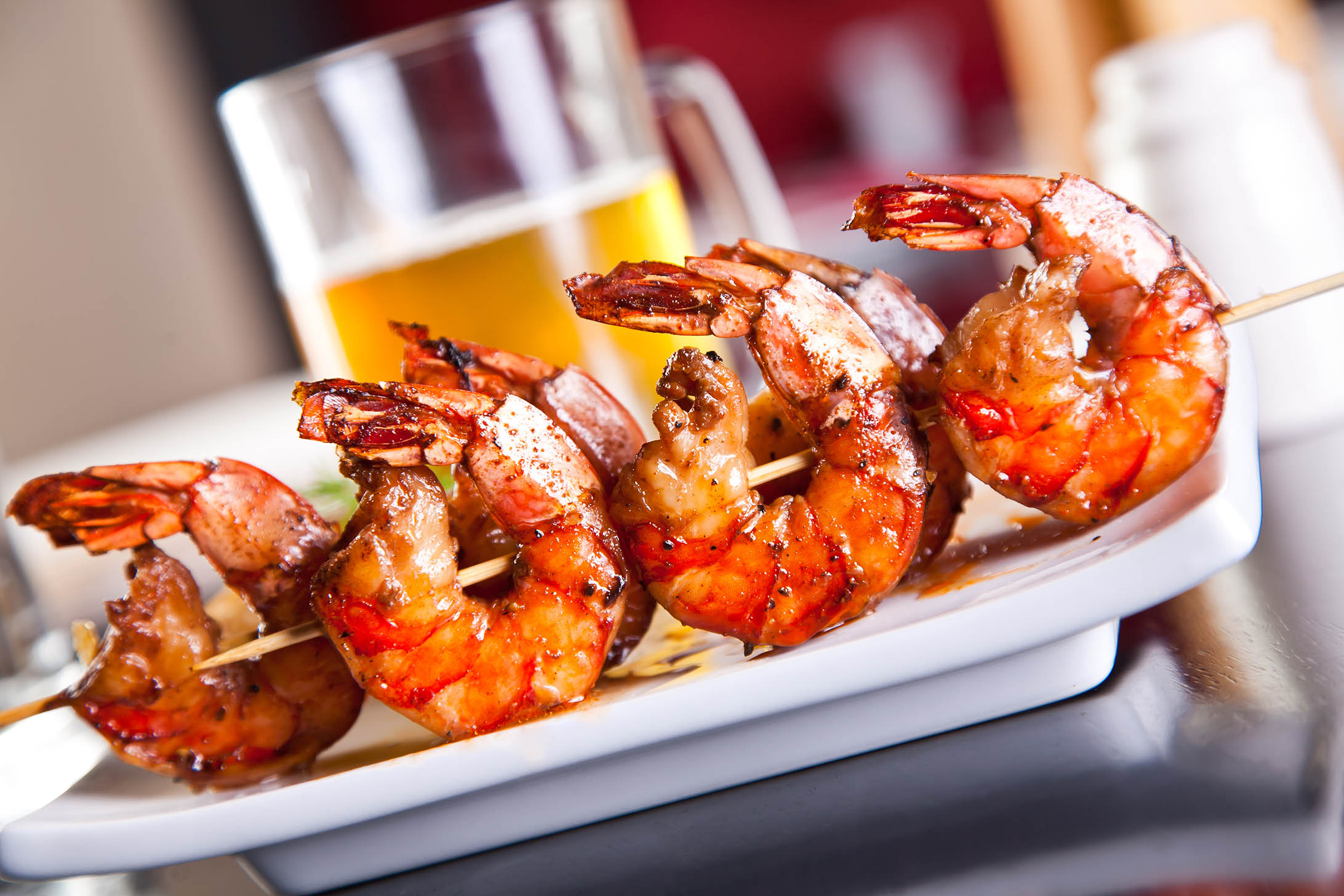 On-trend flavors elevate seafood dishes Image