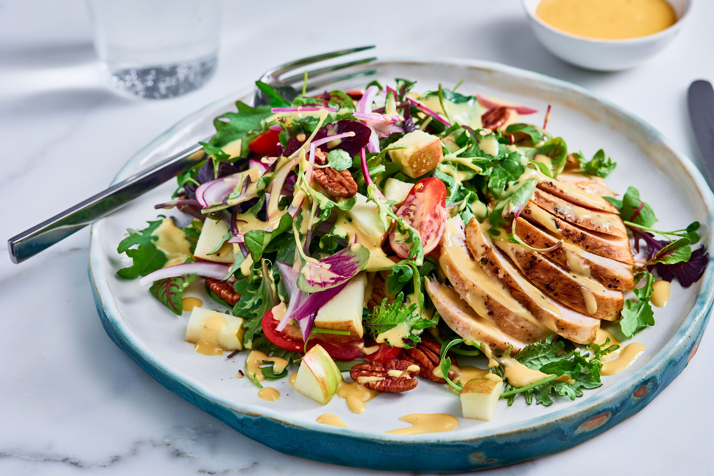 Premium salads prove health and flavor are not mutually exclusive